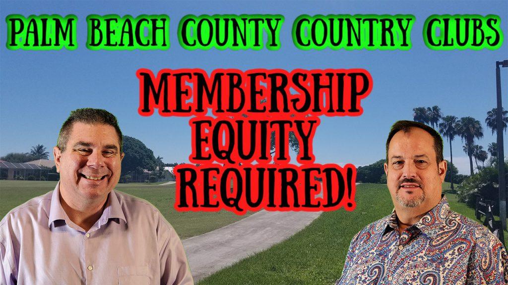 Equity Memberships