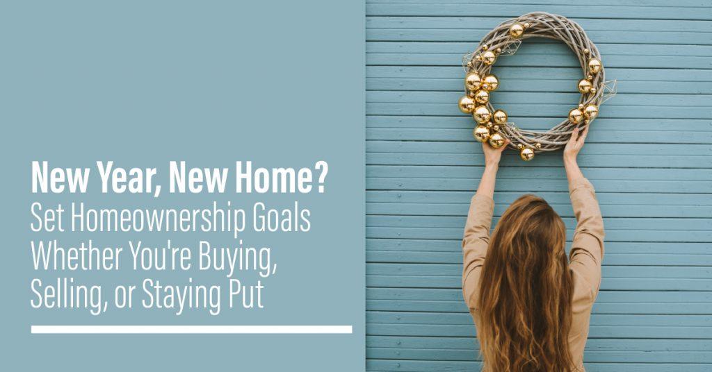 Homeowneship Goals